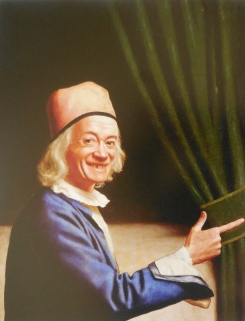 Liotard self-portrait