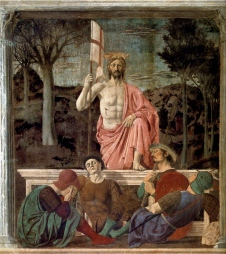 Piero - Resurrection, Sansepolcro